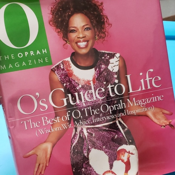 Other - O's guide to life book. Like new. 327 pages